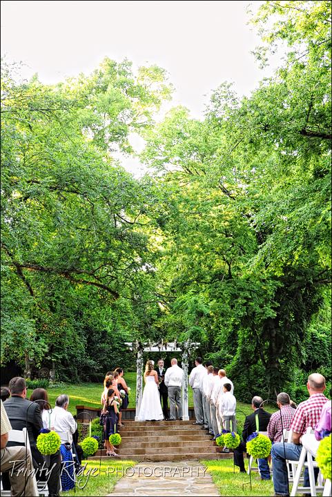 fordyce ricks estate wedding hot springs trinity ridge