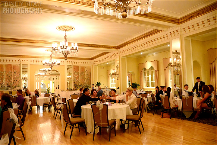 Arlington Hotel Wedding Reception Hot Springs Arkansas Photographers