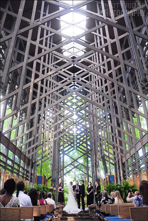 thorncrown chapel wedding eureka springs arkansas glass