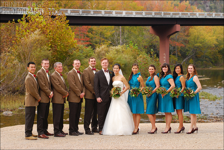 Ponca Arkansas Buffalo River Wedding Photography