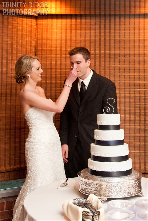 Bentonville Arkansas Wedding Reception Photography