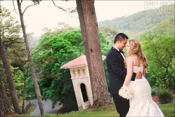 Eureka Springs Arkansas Wedding Photographers Crescent Hotel
