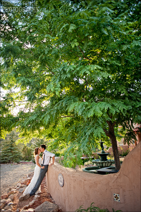 Santa Fe New Mexico Wedding Hacienda Dona Andrea Wedding Photographers
