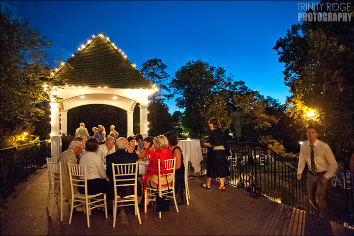 Crescent Hotel Wedding Eureka Springs Arkansas Photographers Bride and Groom Conservatory Reception