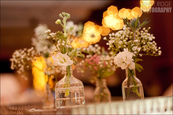 wedding reception decor eureka springs arkansas